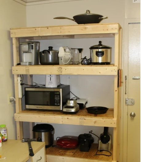How to Makes a Cheap Storage Shelves in 2021?