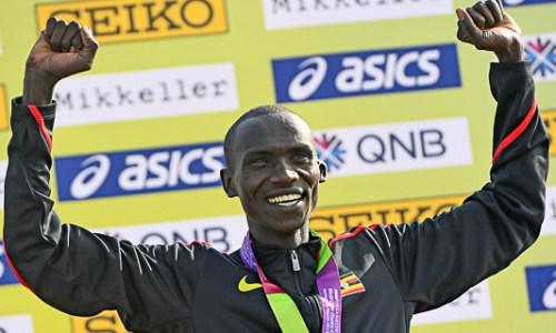 Cheptegei ja Gidey murskasivat 10000 ja 5000 metrin ME:t