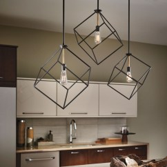 Modern Pendant Lighting For Kitchen Dining Sets Introducing Kichler