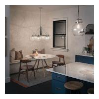 Cook With Style 14 Kitchen Chandelier Ideas   YLighting Ideas