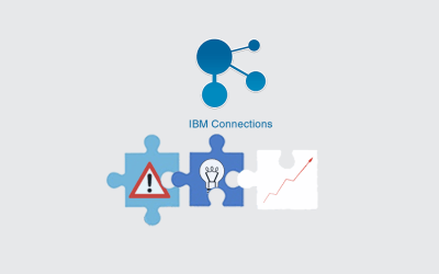 IBM Connection… La plateforme collaborative d'IBM