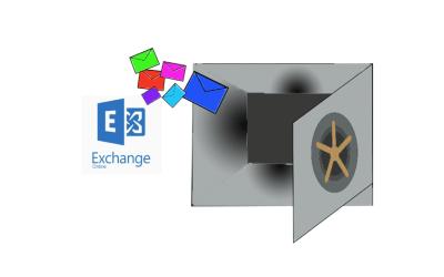 Sauvegarde des mails dans Exchange Online
