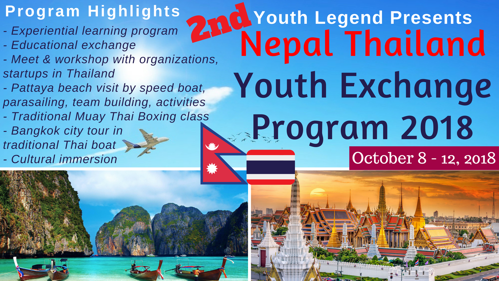 Nepal Thailand Exchange Program – NTEP 2018