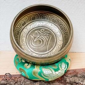 Taça Tibetana nova Om