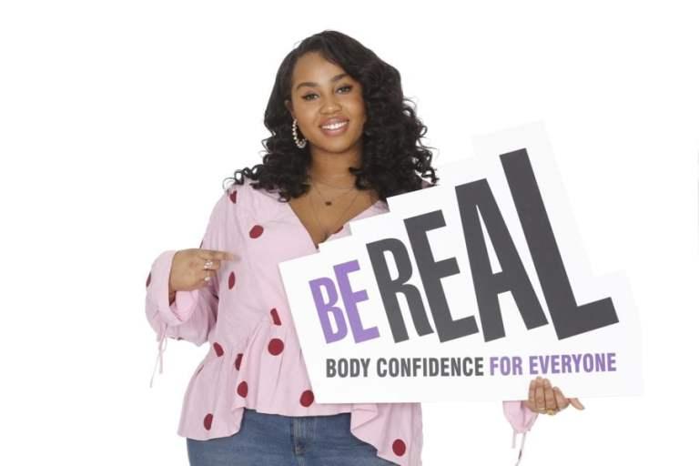Be Real Ambassador Lauren Nicole