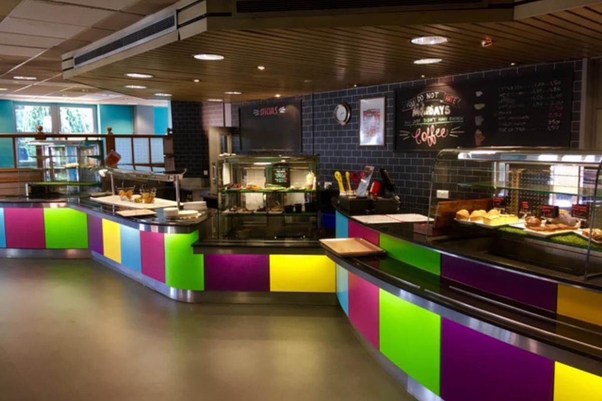 The Bridge Ktichen Guildford Cafe