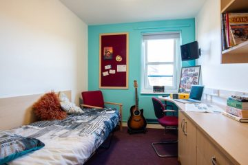 Student room in Guildford