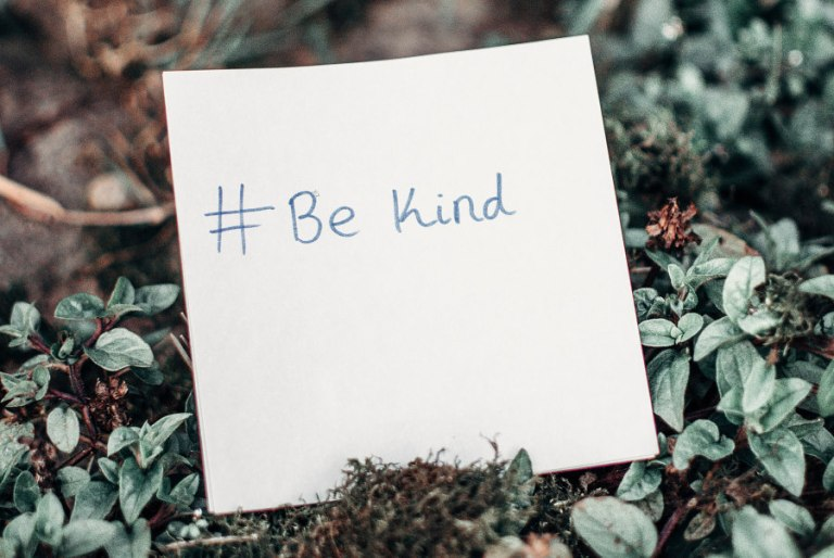 The power of kindness Chaplaincy reflection