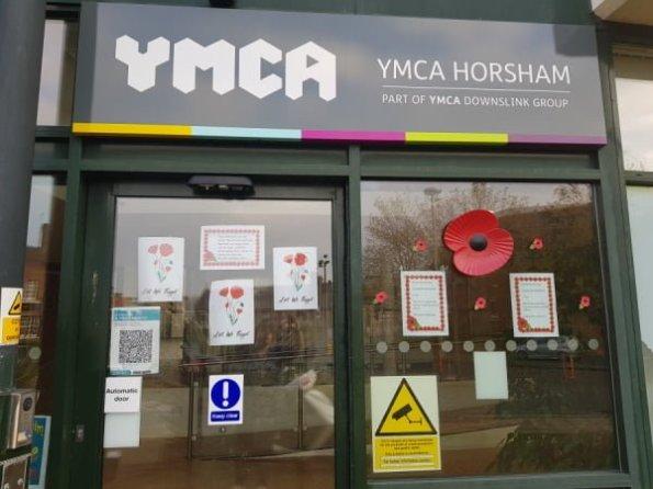 Horsham remembrance sunday