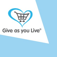Donate image - Give as you Live