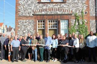 YMCA Norfolk opens community house in Great Yarmouth