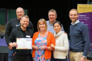 YMCA Norfolk celebrates its inspirational staff