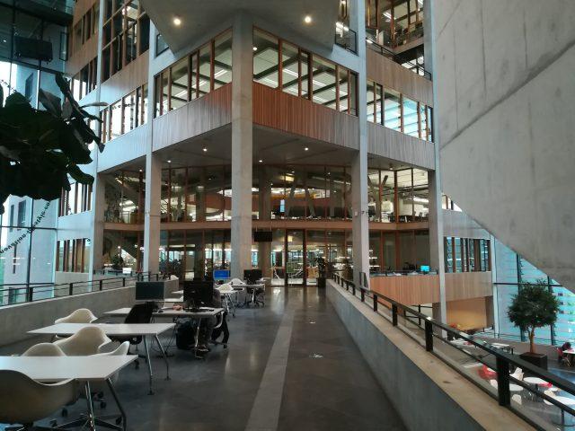 ワーヘニンゲン大学キャンパスの様子