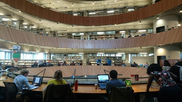 ワーヘニンゲン大学図書館