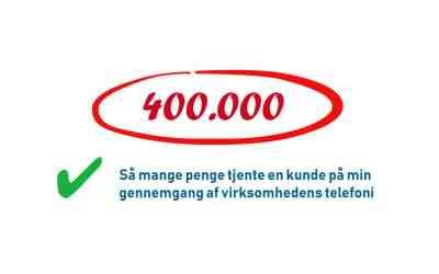 Har du også 400.000 gemt i dine leverandøraftaler?