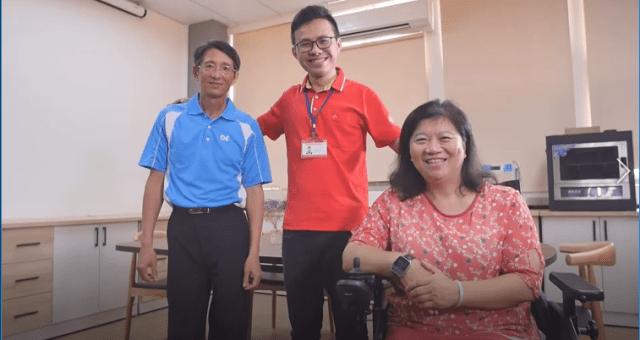 107年度身心障礙者職務再設計宣導影片