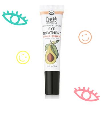 Nourish Organic Eye Treatment