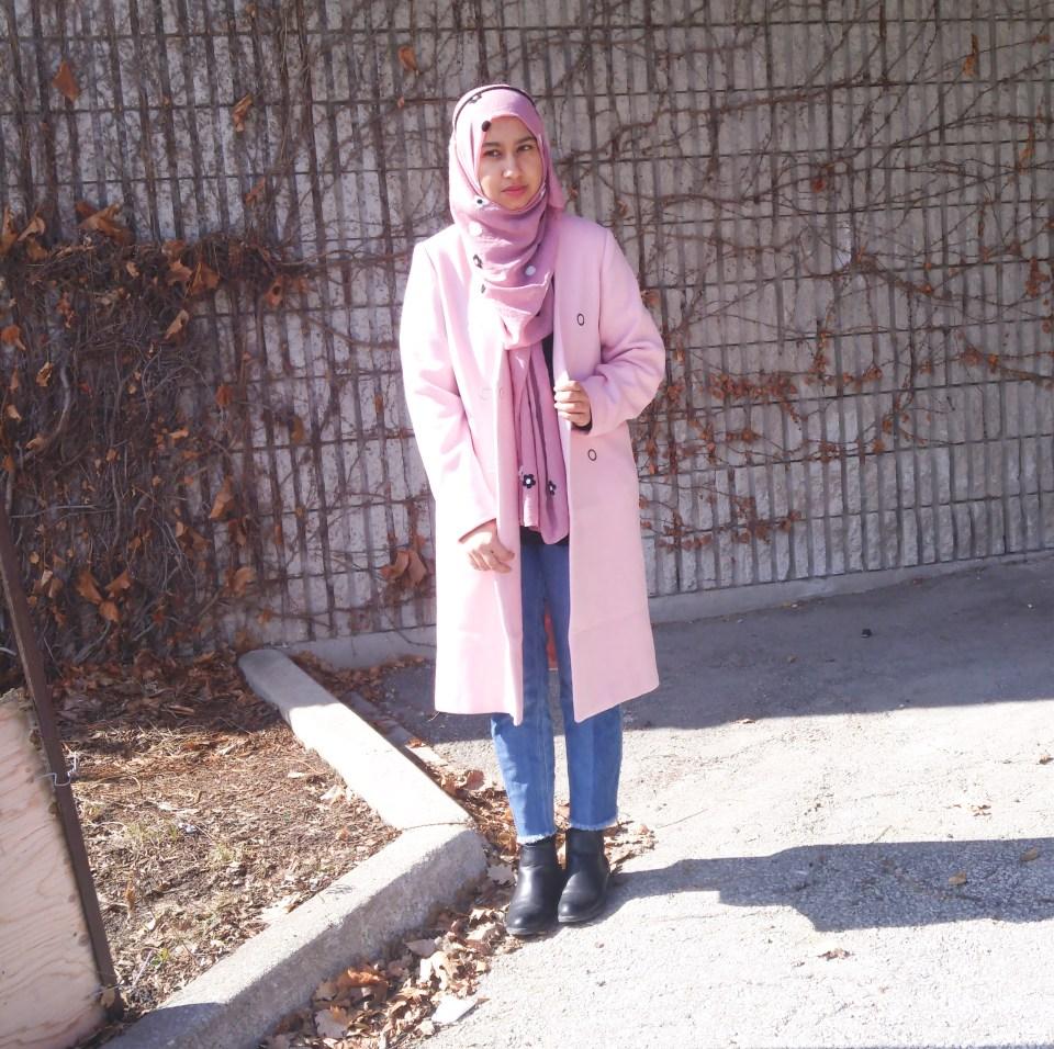 Candy Colour Coat