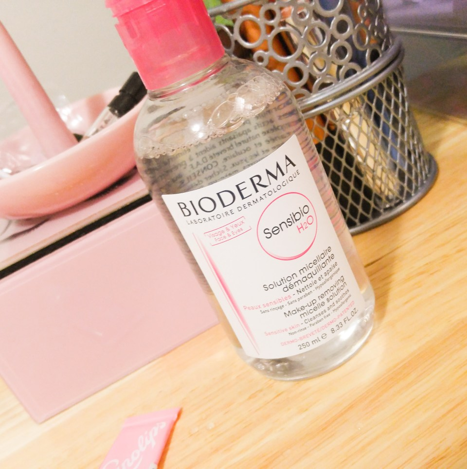 BIODERMA Sensibio H2O Micellar Water Review