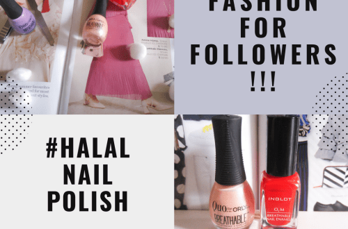 Halal Nail Polish