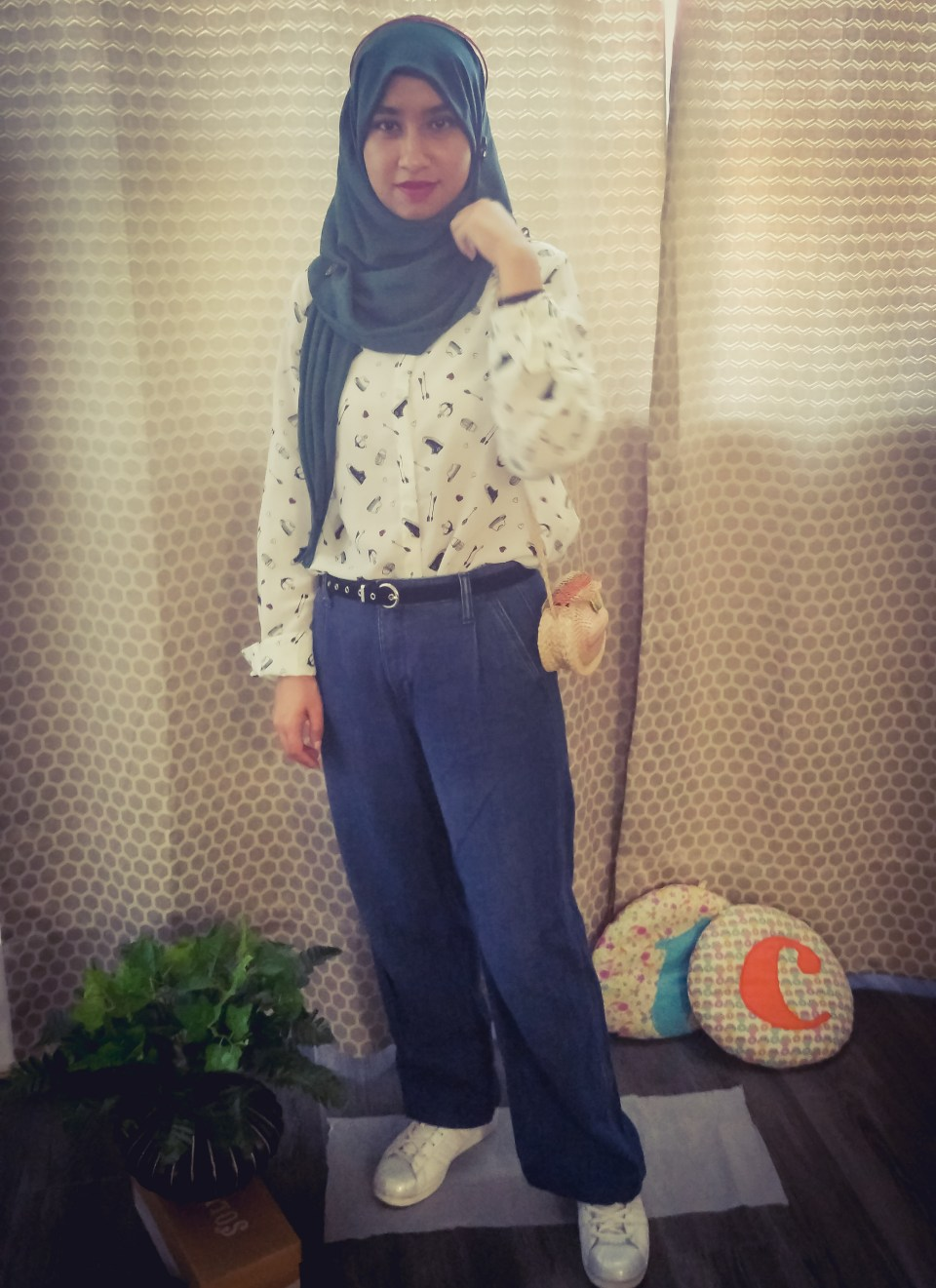 Muslim Girl style pants/trousers