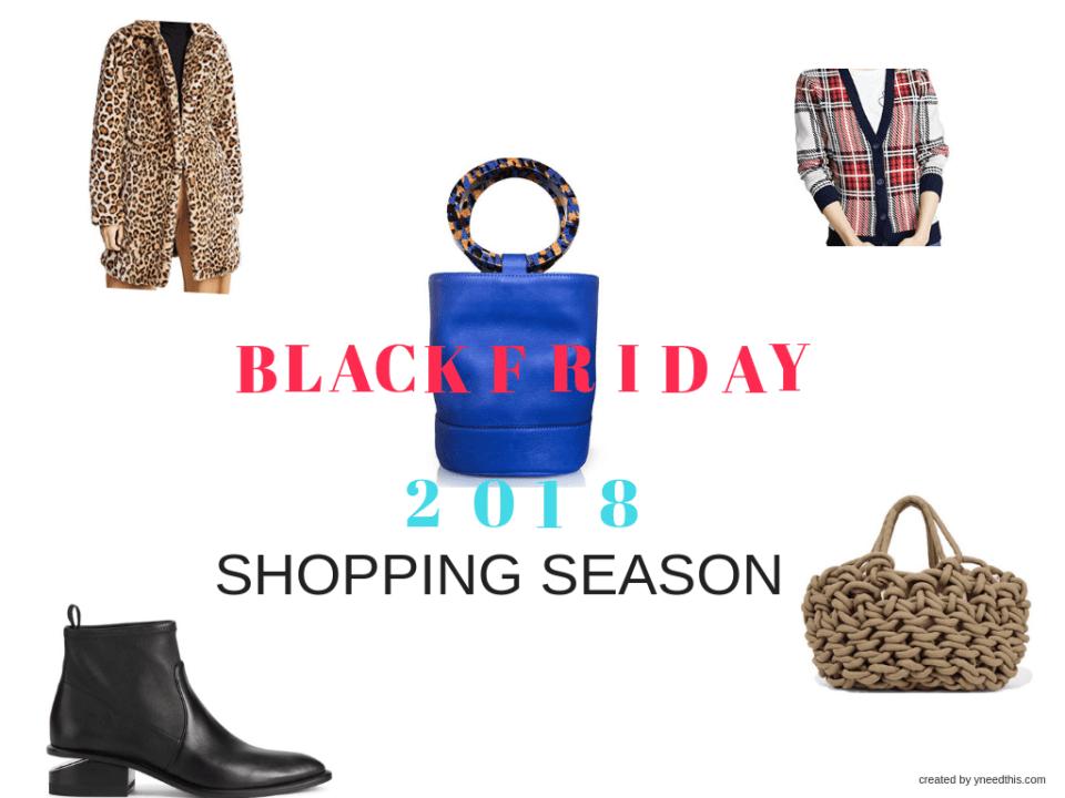 Black Friday 2018 Sales