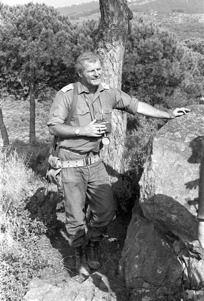 אלוף פיקוד צפון אמיר דרורי (צילום: מיקי צרפתי, במחנה)