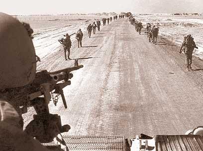 Yom Kippur War 1973