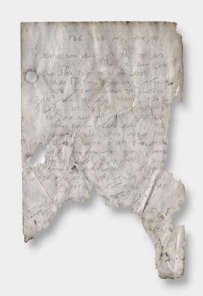 Ilan Ramons diary