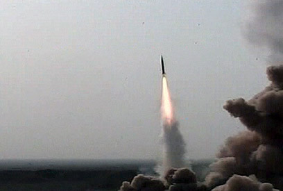 Iranian missile (Photo: Reuters)