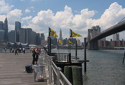 הגשרים של ניו יורק - על הכוונת של חיזבאללה? (צילום: ענת לב אדלר)