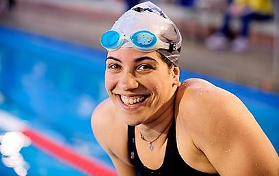 Inbal Pezaro takes bronze at Paralympics