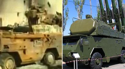 """מערכת SA-17 לפני (ואחרי?). """"הטילים לא עוברים בשיירות"""""""