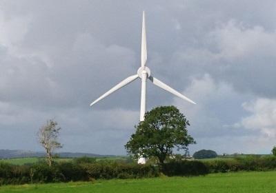 YnNi Teg turbine