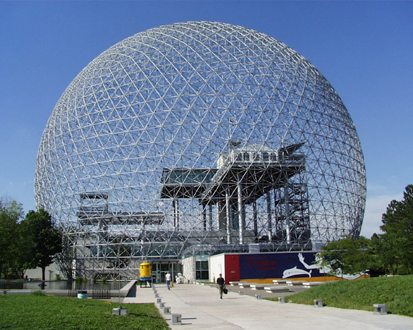 Museu - Biosphere Montreal