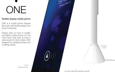 caneta smartphone ONE