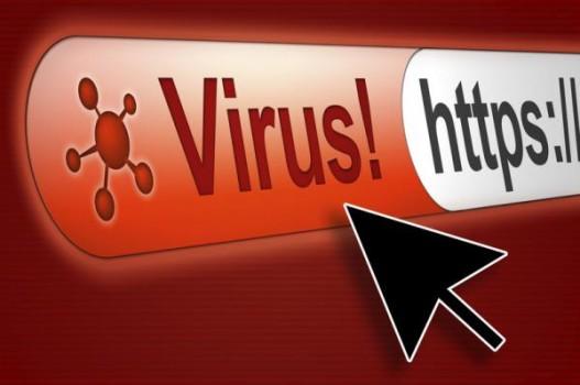 vírus alerta