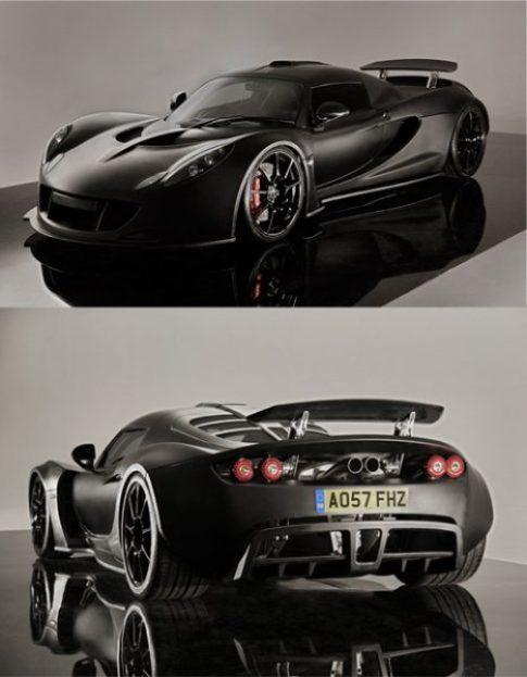 Hennessey Venom GT - Carros mais caros do mundo