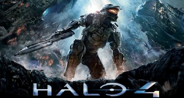 Halo 4 - Xbox