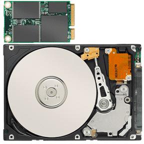 SSD x HD
