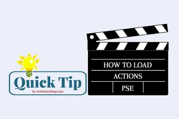how to load actions