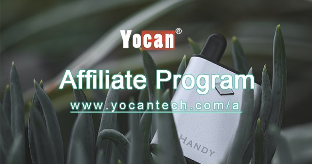 Join Yocan Affiliate Program and earn USD dollars