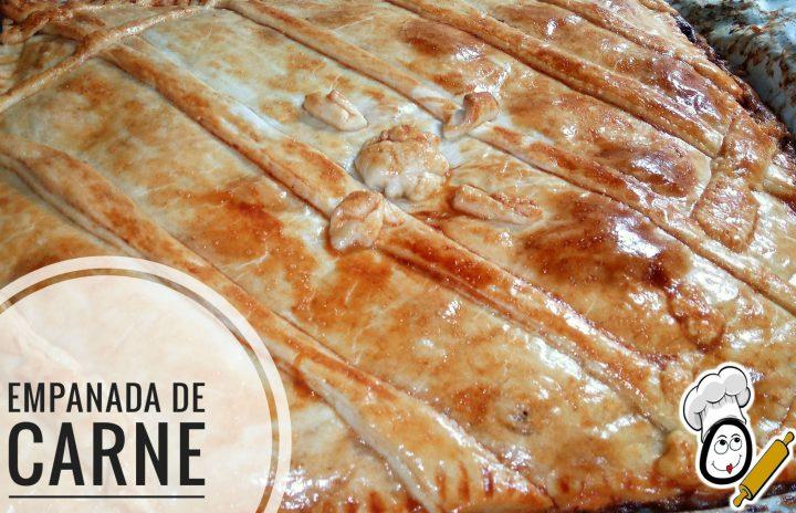 empanadas de carne con Thermomix