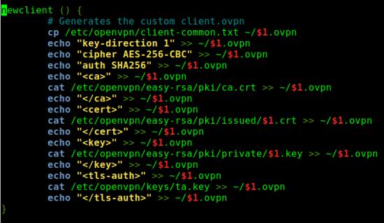 Easily install an OpenVPN server on Debian, Ubuntu, CentOS and Linux Mint 18