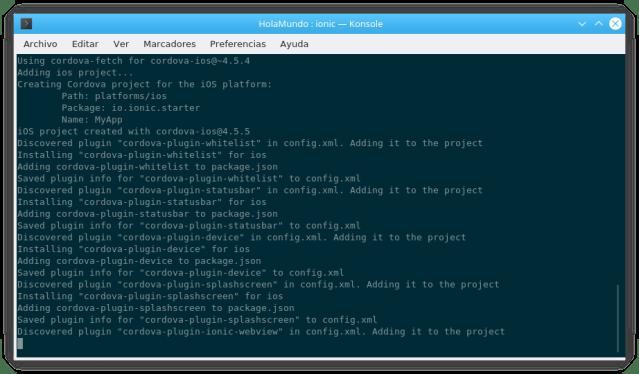 Adding Project
