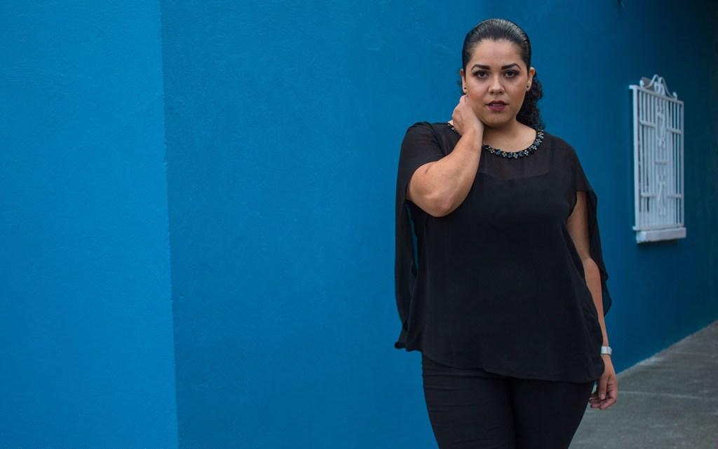 Trendy curves: Cómo incluir transparencias en tu look