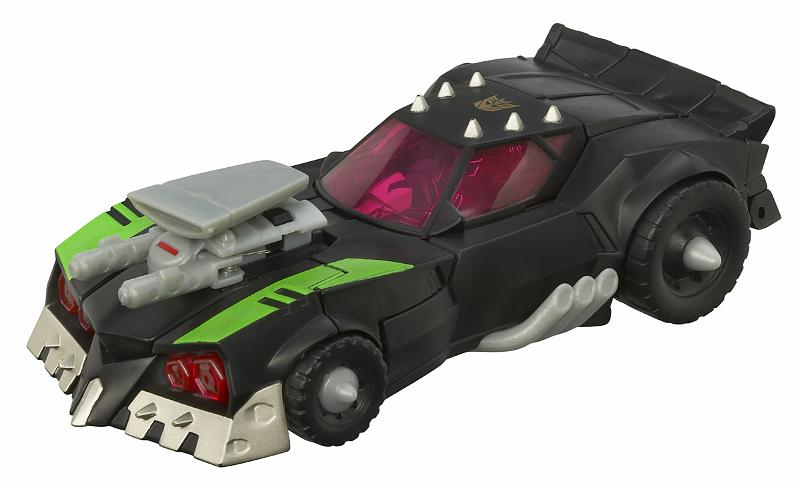 Transformers Animated Lockdown Toy