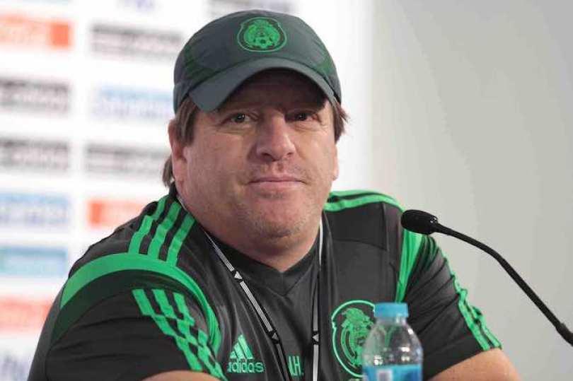 Miguel Herrera declaró que no aceptará que los directivos le impongan jugadores.