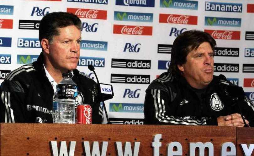 Ricardo Peláez explicó que dentro de su labor está la del análisis de los rivales del Tri, tanto en los partidos de preparación como los que enfrentarán en la Copa del Mundo Brasil 2014, que son Camerún, el equipo anfitrión y Croacia.