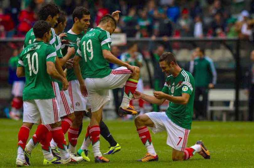 El presidente de la Federación Mexicana de Futbol (FMF), Justino Compeán, informó